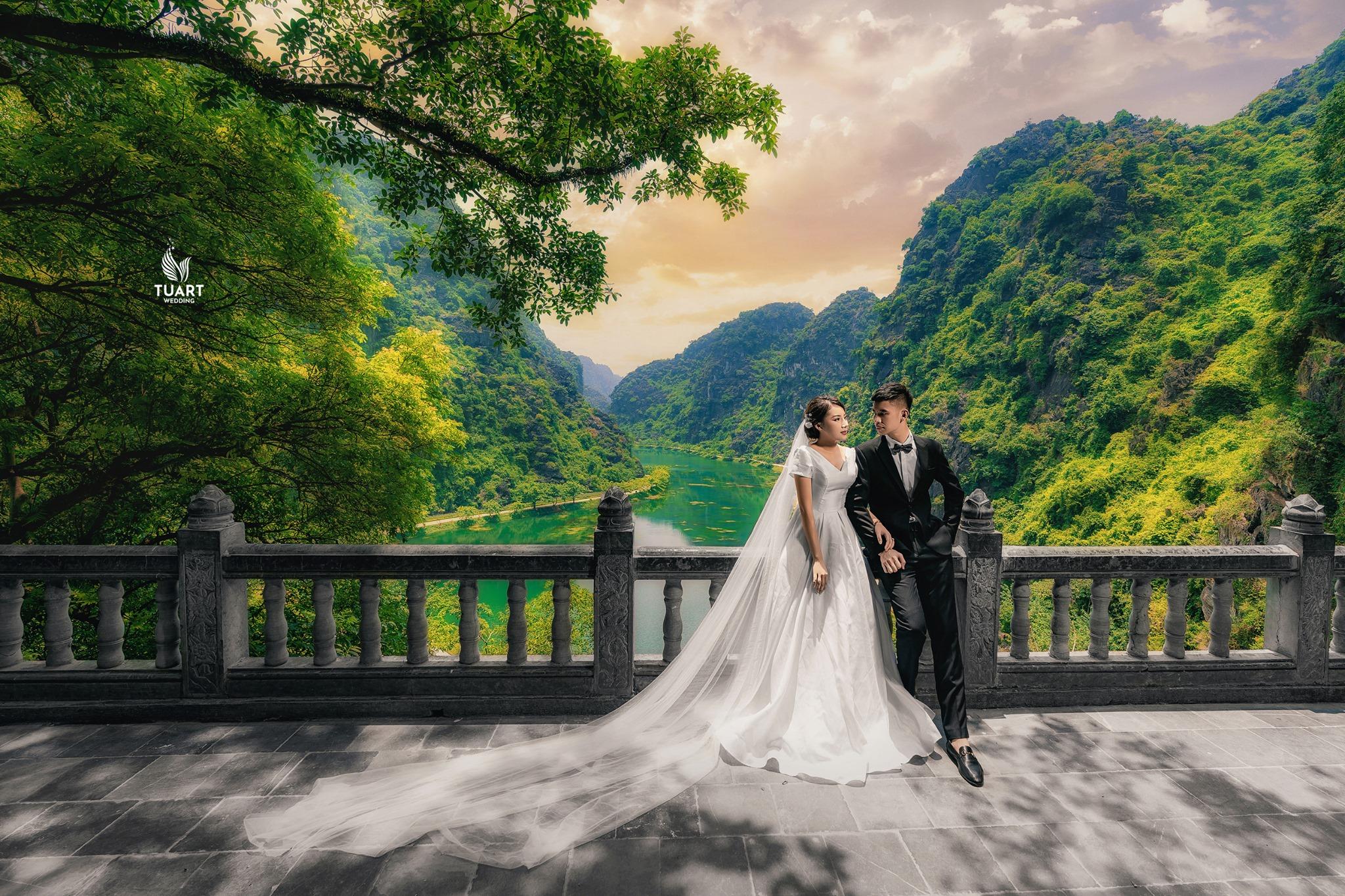 Album ảnh cưới đẹp Ninh Bình