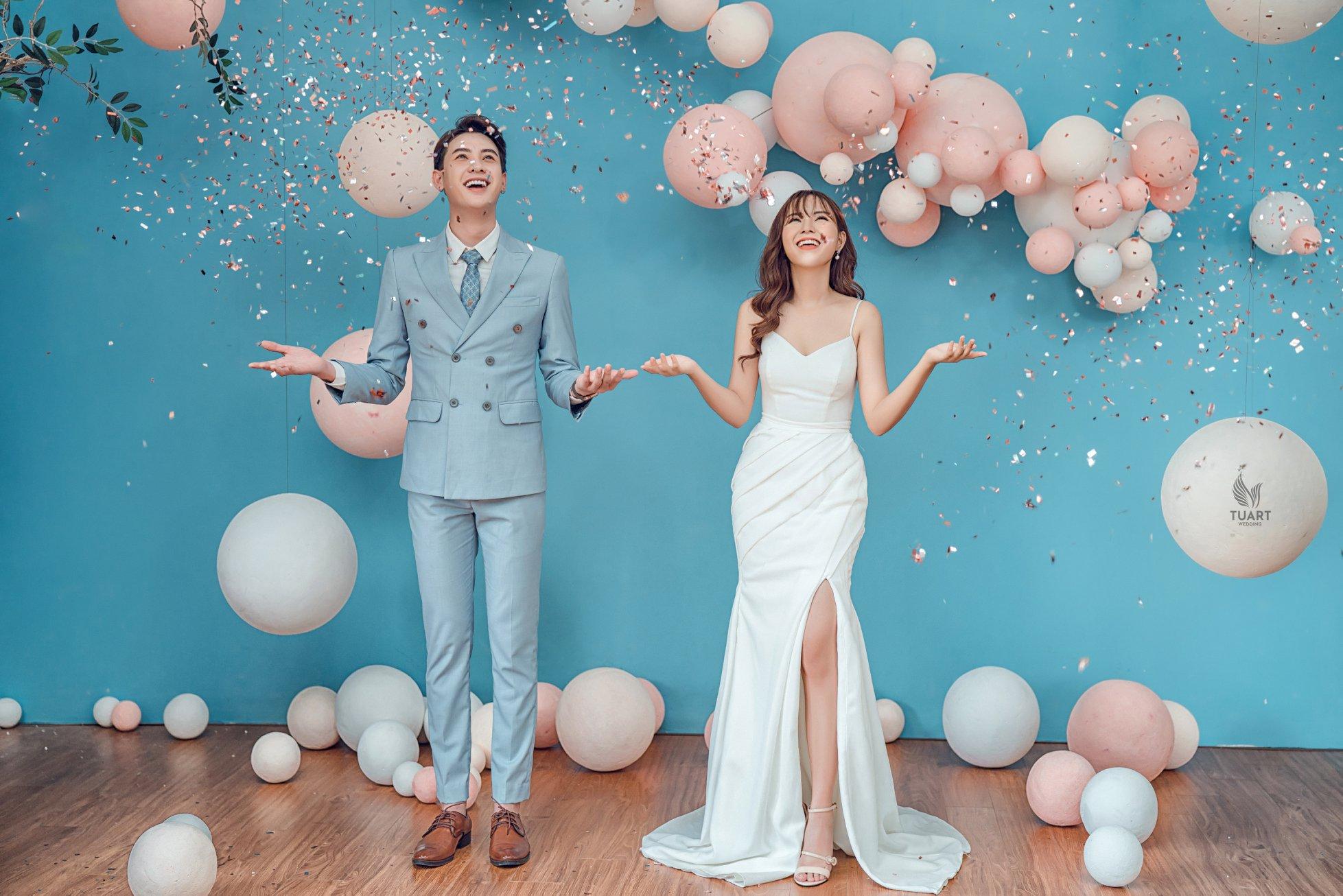 Chụp ảnh cưới phim trường là xu hướng được các cặp đôi yêu thích?